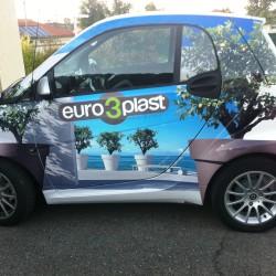 Euro 3 Plast - Réalisation + Fabrication + pose